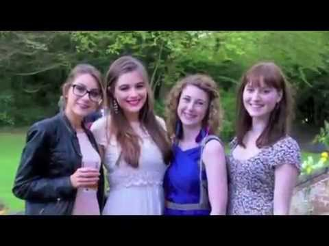 Rye St Antony School sixth-form leavers video