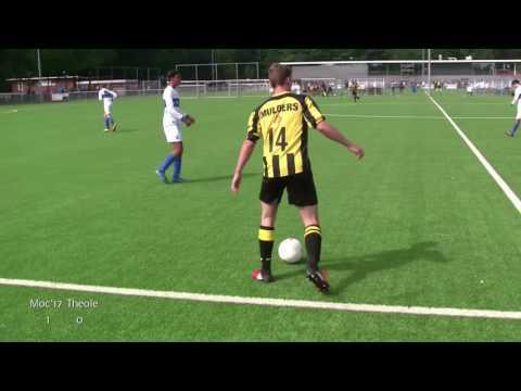KNVB Jeugd bekerfinale MOC17 C1 - Theole C1  3 - 2    10-7-17