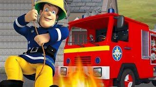 Fireman Sam New Episodes   Fireman Sam Saves Everyone - 1 Hour Adventure 🔥 Cartoons for Children