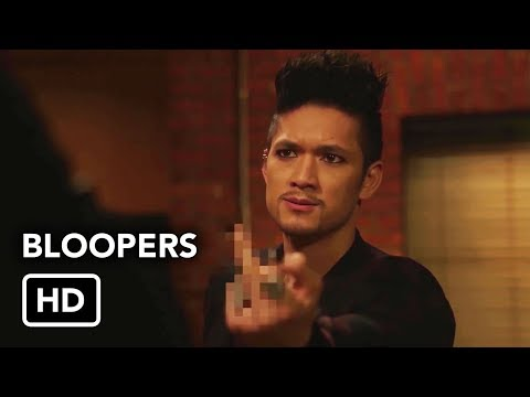 Shadowhunters Season 2 Bloopers Part 1 & 2