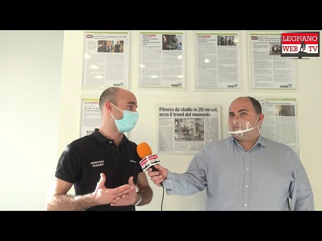 Legnano Web TV presenta Fitlab 2.0 Lugano