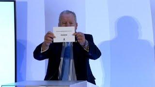 Rugby/Mondial-2023:La France organisera la Coupe du monde