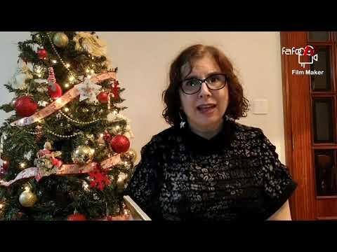 """A Hora do Conto na Fafe Tv: """"Um Conto de Natal""""- 1º capítulo."""