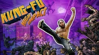 First 30 Minutes: Kung Fu High Impact [KINECT] Part 1/2