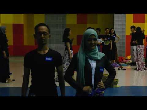 Latihan Opening Number - Abang Mpok Kabupaten Bekasi 2016