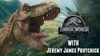 What Else Can You Do With The Jurassic World Franchise? - With Jeremy James Prutchick