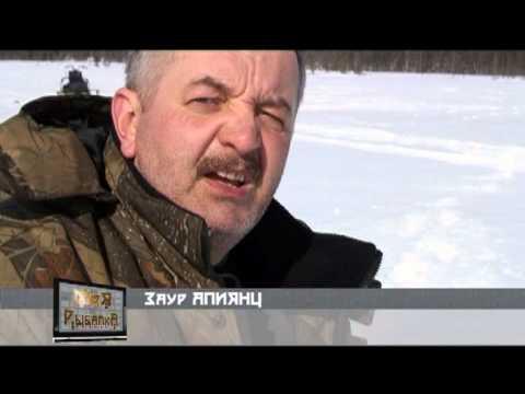 зимняя ловля сига на кольском полуострове