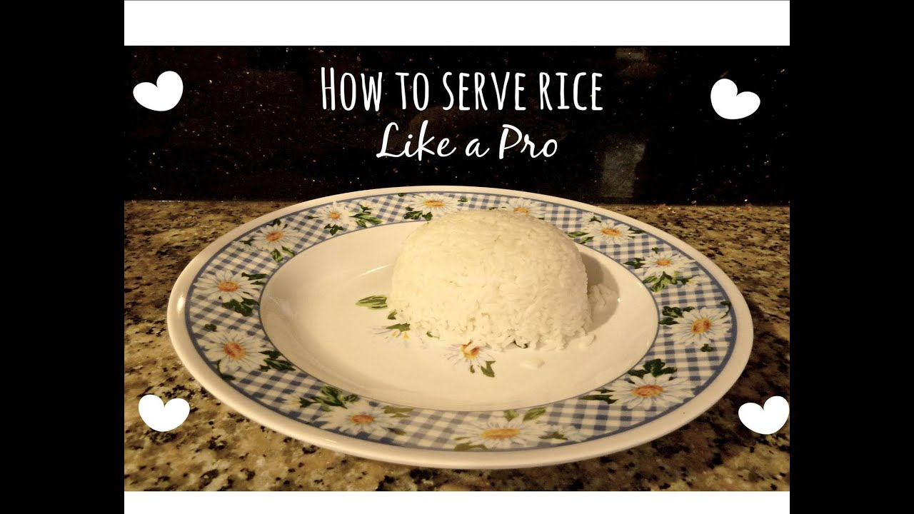 how to cook rice in a pto