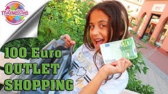 Shopping im FASHION OUTLET - Shopping Queen | Mileys Welt