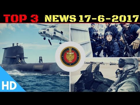 Top 3 Latest Headlines : Indian Defence Updates : IAF F-16 Trials, AUSINDEX 2017, Malacca Straits