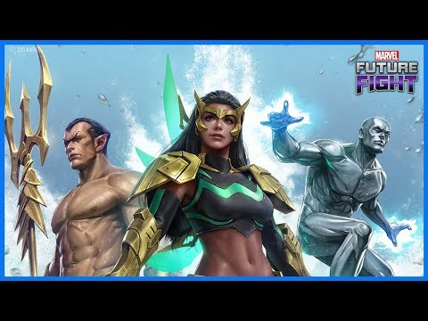 #InsetoLive 273 - Marvel Future Fight