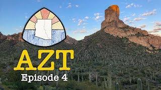 AZT 2019 Thru-Hike: Episode 4 - EXPOSED!!!