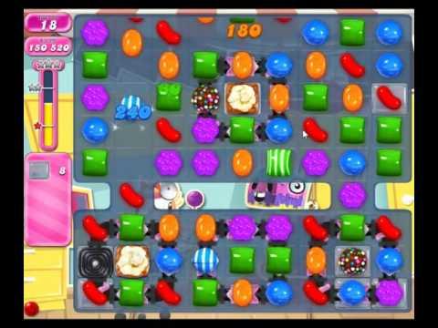 Candy Crush Saga Level 2370 - NO BOOSTERS