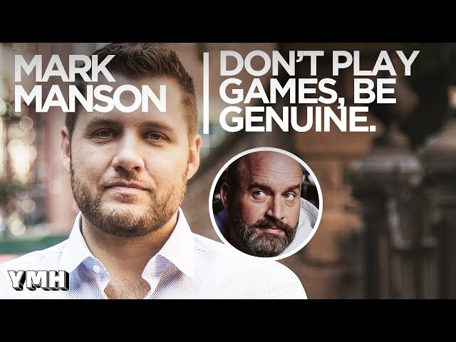 Don't Play Games. Be Genuine - Tom Talks Highlight