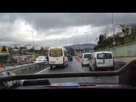 Big Bus Tour Istanbul Bosphorus Bridge (Europe-Asia)