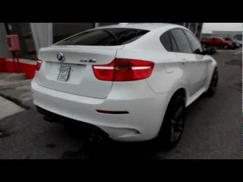 2013 BMW X6 M Exterior Rewiew - Adria Raceway