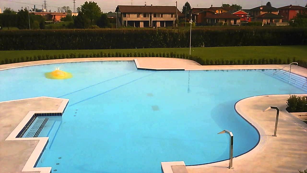 Anteprima piscina esterna Calusco dAdda  YouTube