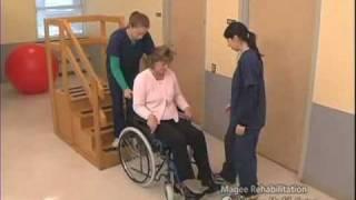 magee rehabilitation hospital creates wheelchair training video for u s army arabic version