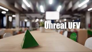 Unreal Engine 4 Archviz Presentación UFV 60fps 1080p MISC400