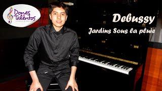 Suite Estampas - Jardins Sous la pluie - Debussy - Juan Pablo Albarracin