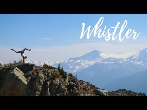 Whistler In Summer - Canada's Stunning Scenery