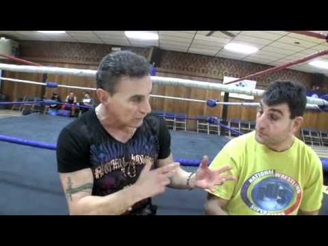 Rocky Jones Fitness VODcast: Nunzio Interview