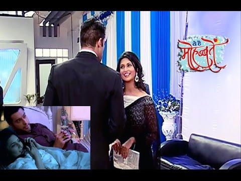 Yeh Hai Mohabbatein | Ishita Gets INTIMATE WITH Ashok Behind Raman's Back | 01 Dec 2015 thumbnail