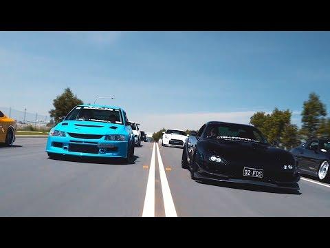 Hot Import Nights Australia 2018 | 4K