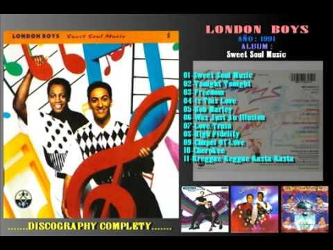 LONDON BOYS - LOVE TRAIN