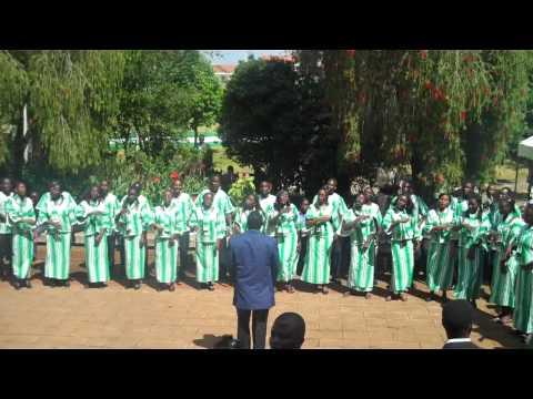 Moi University Choir