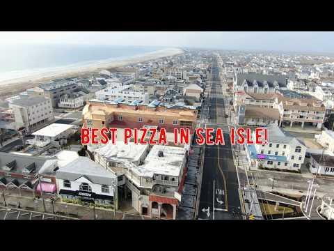 Sea Isle City NJ Drone