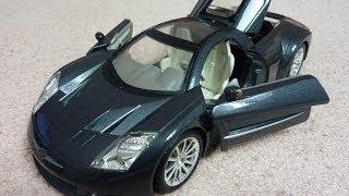 Коллекционная модель авто Сhrysler ME Four Twelve 2005 1:24 от Maisto