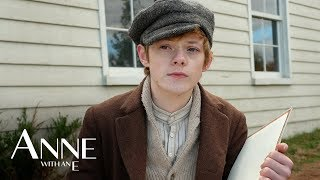 Anne Behind the Scenes with Cole | Anne with an E: Season 2