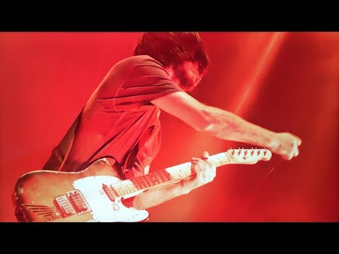 RADIOHEAD - The Bends [Jonny G - String Incident] AMSP 2018 Tour