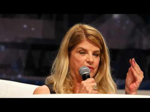 Kirstie Alley Panel Part 1 - Star Trek 50th Anniversary Con - Las Vegas, NV 8-5-16