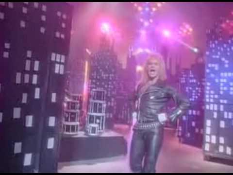 David Lee Roth - Stand Up (Skyscraper '88)