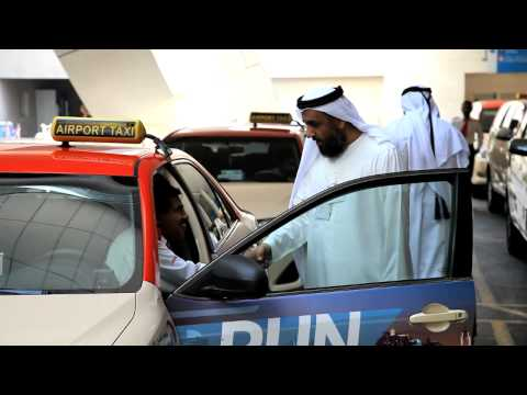 Dubai taxi drivers to gain by merit system