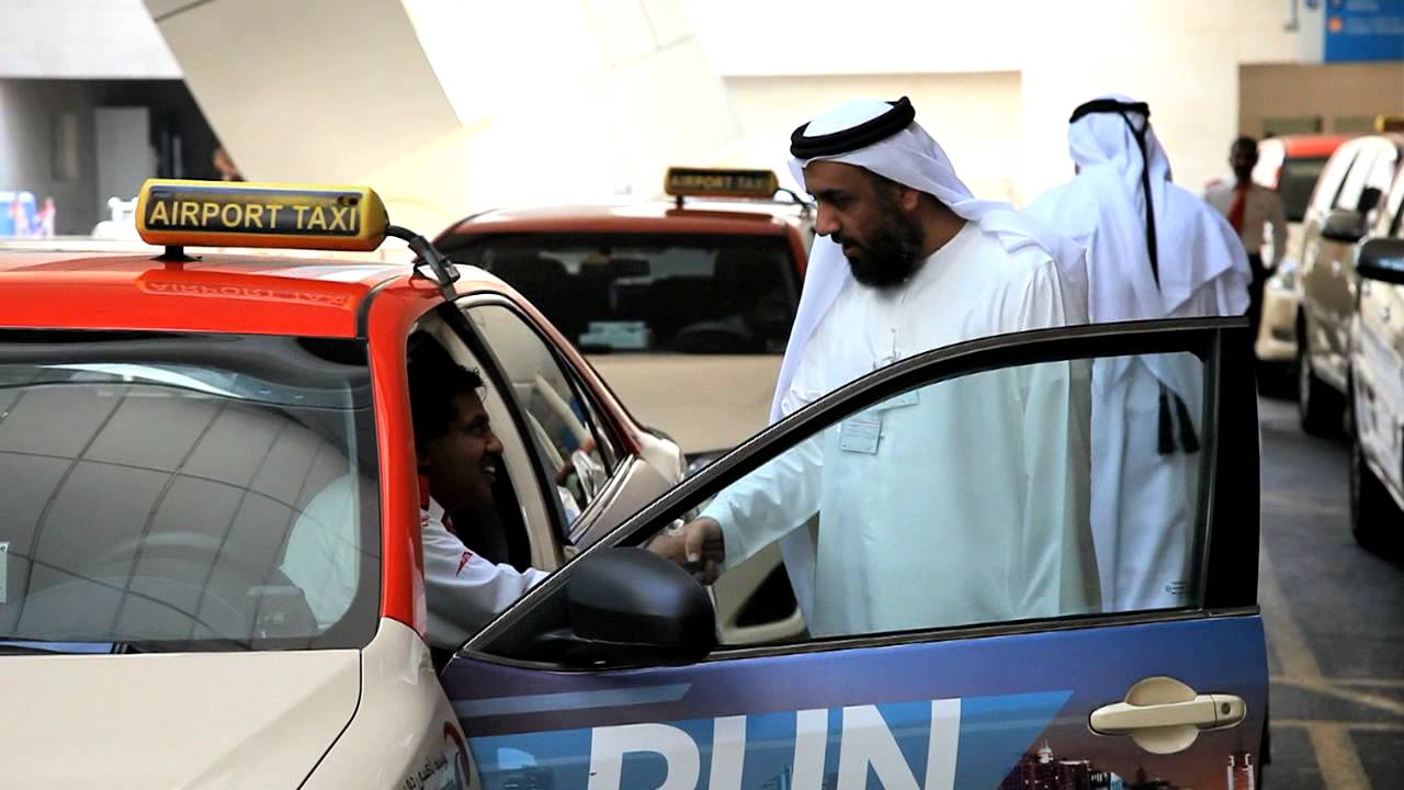 Image result for dubai taxi drivers