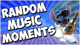 Random Music Moments - Episode 33 (Rap songs)