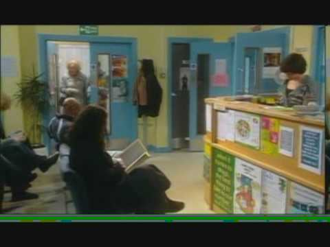 Catherine Tate  Nan dead tv & at the doctor's