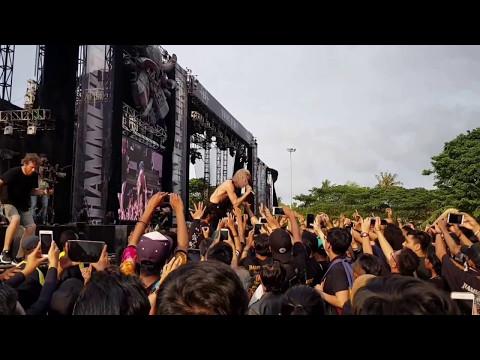 I See Stars - Murder Mitten (Live at Hammersonic Fest Jakarta 2017)