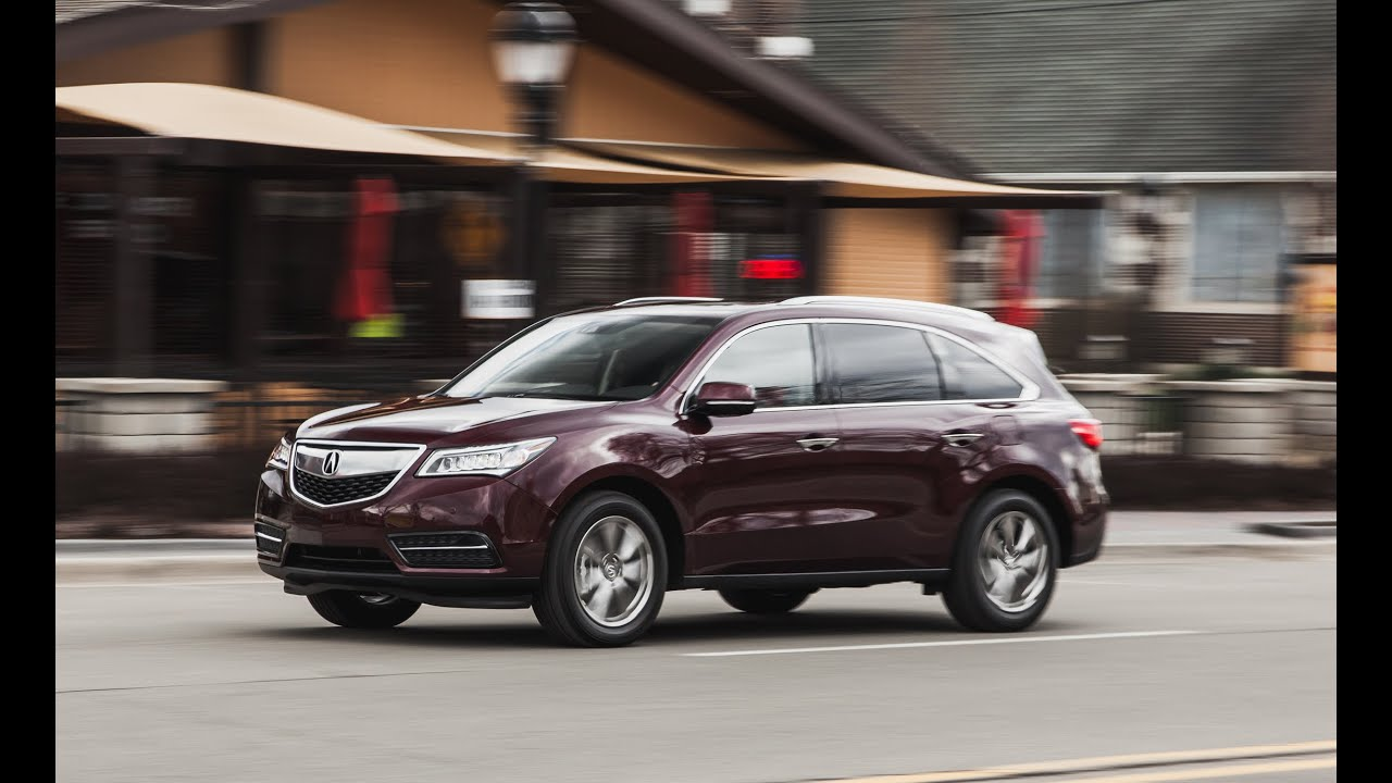new cars 2016 acura mdx top speed youtube