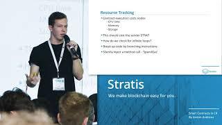 Stratis Smart Contracts in C# by Jordan Andrews