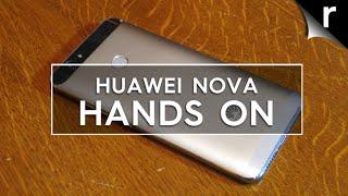 Huawei Nova hands-on review