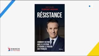 Nicolas Dupont-Aignan sur France 3 Ile-de-France