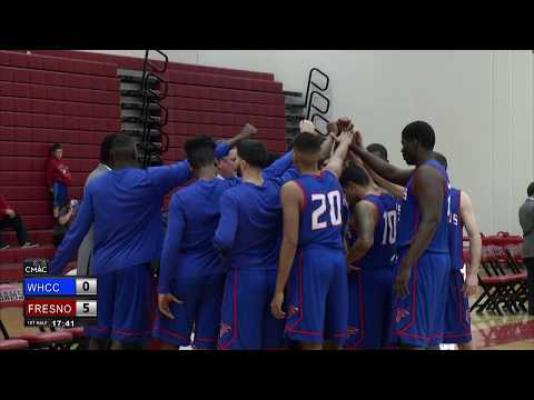 College Basketball: Fresno City College vs. West Hills