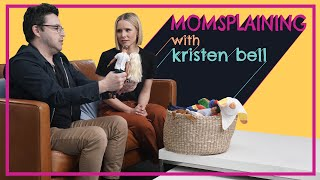 Download lagu How to Give the Sex Talk, with Andy Lassner: #Momsplaining with Kristen Bell