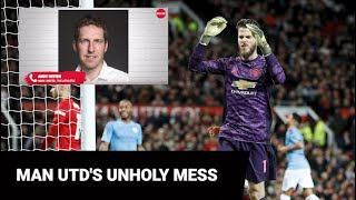 Andy Mitten | Man United is an unholy mess right now - fans need some reason for hope | Reaction