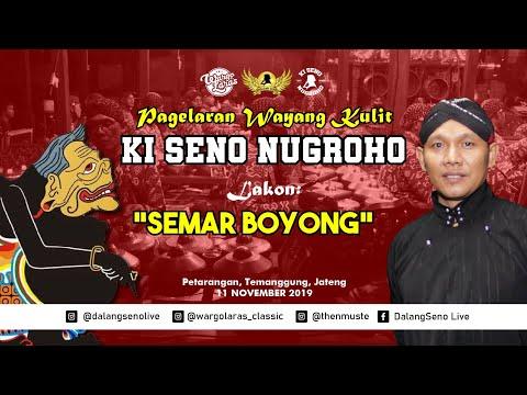 #LiveStreaming KI SENO NUGROHO - SEMAR BOYONG