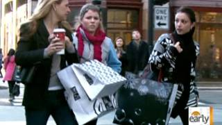The Early Show - Consumer confidence surge no sure sign for economy